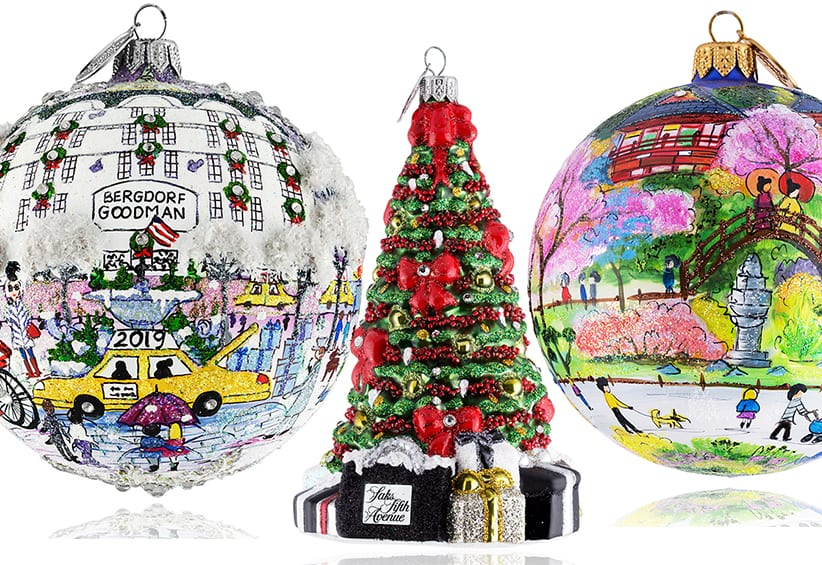 New 2019 Ornament Designs and Store Exclusives!